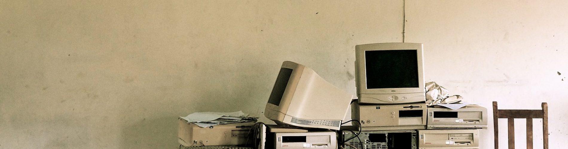 Computer, Monitor